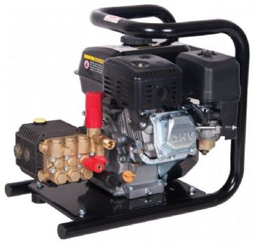LC 12125 Petrol Pressure Washer Part No: LCF12125PLR
